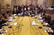 وفد الحوثي يصل عمّان للمشاركة في مفاوضات الأسرى مع الحكومة