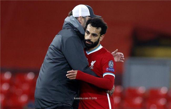 كلوب : عقد صلاح لن يفسد موسم ليفربول