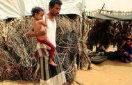 نزوح اليمنيين صورة محزنة تجسد مأساة الحرب