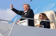 جو بايدن الرئيس 46. . وترامب يصل مكان إقامته الحديدة