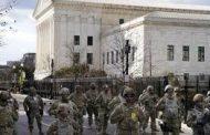 تنصيب جو بايدن.  . إخلاء المحكمة العليا بسبب خطر أمني