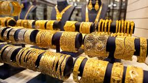 انخفاض في أسعار الذهب بالأسواق اليمنية