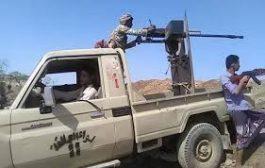 كسر هجوم حوثي صوب حيس ..والقوات المشتركة ترصد 110 خرقاً طال منازل المواطنين