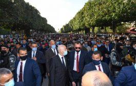 قيس سعيد يرد على الغنوشي: الشارع هو الفيصل بيننا