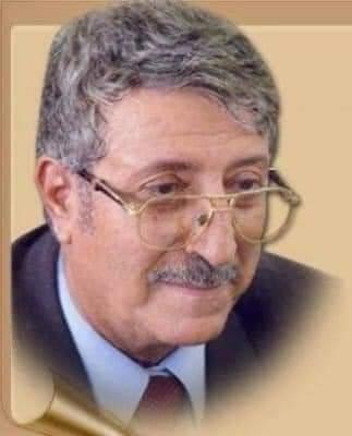 شاعر وأديب اليمن عبدالعزيز المقالح ينعي نفسه بقصيدة