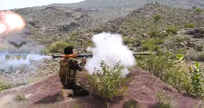 دون غطاء جوي ودون مرتبات .. الضالع انتصارات عسكرية على مليشيات الحوثي