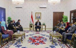 رئيس الوزراء يستعراض مجالات التعاون والتنسيق بين الحكومة والأمم المتحدة