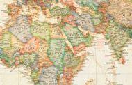 خارطة افتراضية لتركيا تضم مصر والسعودية