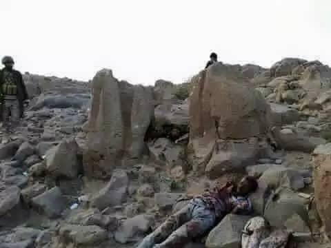خلال الساعات الماضية .. مصرع أكثر من 350 حوثي غرب مأرب