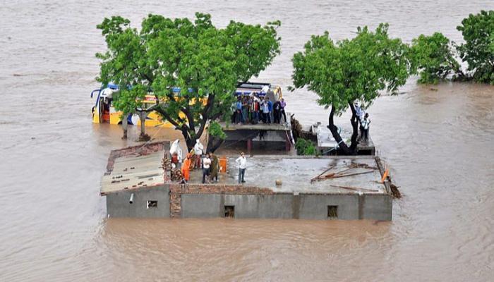 فيضان مدمر يضرب الهند ..وجرس إنذار لـ