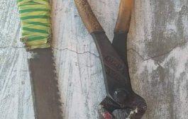 سرقة كابل كهربائي بمنطقة صبر والمؤسسة توجه رسالة لمحافظ لحج ومديرها الأمني