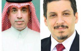 بن مبارك يشيد بالعلاقات اليمنية القطرية ويصفها بالمتميزة