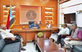 الخبجي وقيادة الهيئة العسكرية يتوصلان الى اتفاق تعليق الاحتجاجات ضد الحكومة
