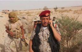 الأعلان عن استشهاد قائد المنطقة العسكرية السادسة