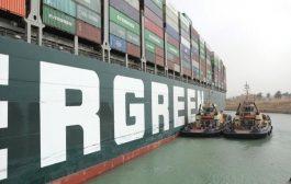 مخاوف من نفوق مواشي وطيور على ظهر 20 سفينة عالقة في قناة السويس