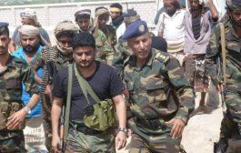 مديرية أحور وتجدد الصراع بين الانتقالي وقوات الإخوان