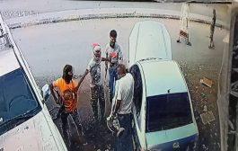 الحزام الأمني يتمكن من ضبط عصابة مسلحة اختطفت مواطناً في الشيخ عثمان