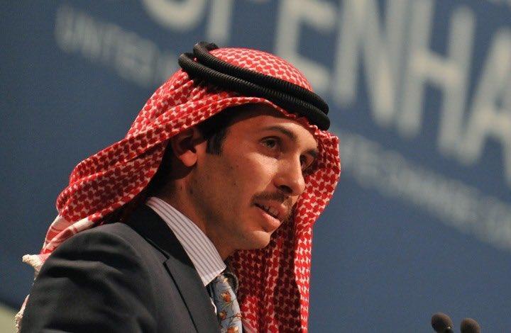 تسجيل صوتي مسرب للحوار الساخن بين الأمير حمزة ورئيس أركان الجيش الأردني داخل القصر