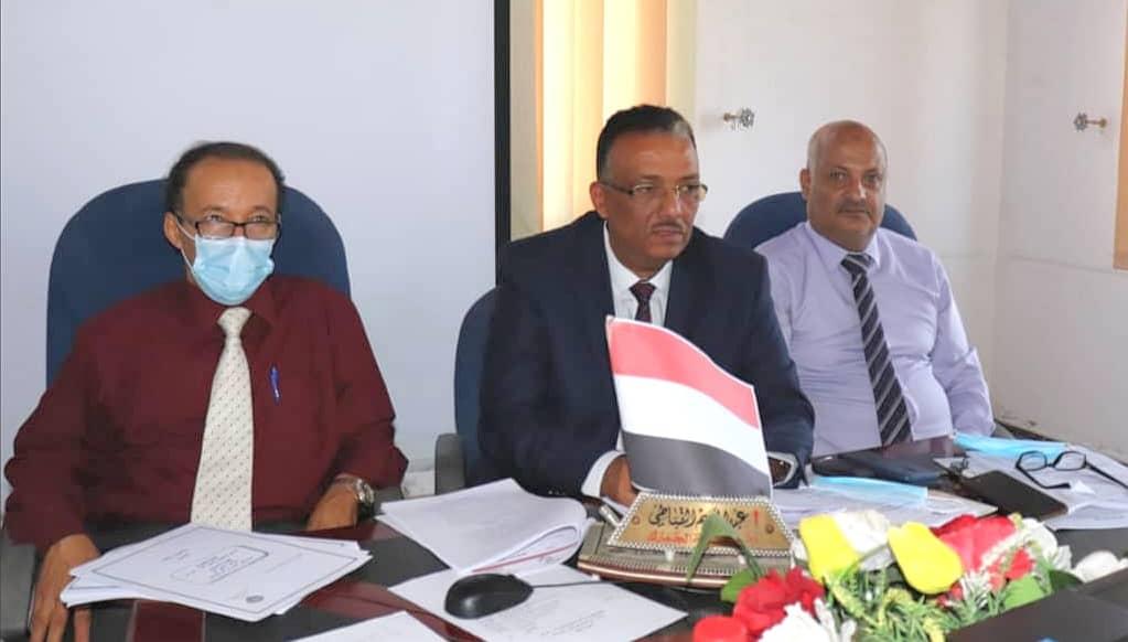 القباطي يشارك في الاجتماع الـ 41 لمدراء الجمارك العرب