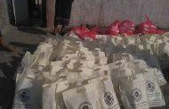 تدشين توزيع 1000 وجبة إفطار صائم في مديرية المسيمير وجبهة حبيل حنش بلحج