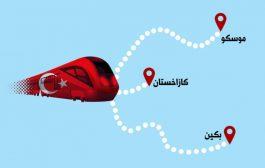 طريق الحرير بالاتجاه المعاكس .. القطارات التركية لاختراق آسيا