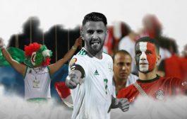 مصر والجزائر والمغرب والسعودية عنوانا الإثارة في كأس العرب