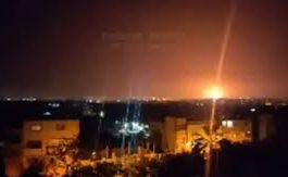 صاروخ سوري كاد يسقط قرب مفاعل ديمونة النووي جنوب إسرائيل
