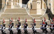 سر جديد من جنازة الأمير فيليب ..ووليام وهاري لم ينظرا لبعضهما
