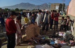 أفغانستان تدفن صغارها في هجوم ارهابي على مدرسة في كابول