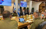 الحكومة المصغرة لإسرائيل تصادق على ضربات جوية بغزة..وتقتل نشطاء من حماس