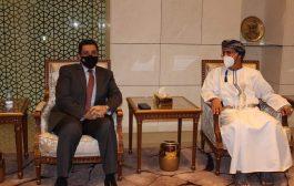 وزير الخارجية اليمنية يصل مسقط اليوم