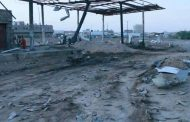 الشبكة اليمنية للحقوق والحريات: قصف الحوثي يوم امس بمأرب جريمة فادحة ضد الإنسانية