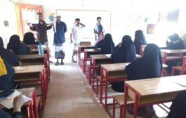 تربية المضاربة تتفقد سير الامتحانات بمركزي هويرب واللاجئين