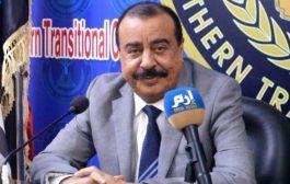 بن بريك يدعو الحكومة اليمنية للعودة سريعا إلى عدن