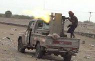 مقتل مقاتلي حوثيين وتدمير معداتهم شرق الحديدة