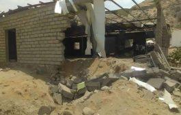قيادة اللواء الخامس مشاة تصدر بيان حول قصف معسكر بمودية