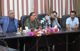 مدير أمن عدن لمنظمات المجتمع المدني: الأمن في خدمتكم .. ويستعرض انجازات الحملة الأمنية