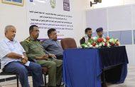 أمن ساحل حضرموت يدشن الدورة التدريبية الخاصة بتطوير مهارات الشرطة النسائية