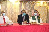 وزير الصحة بحيبح يدشن مشروع دعم تغذية الأطفال والأمهات