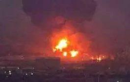 انفجار عنيف يهز العاصمة الأيرانية طهران