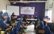 تدريب 60 شرطية للتعامل مع قضايا النساء والأطفال في ثلاث محافظات جنوبية