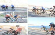 نجوم الدراجات بالساحل يشاركون في فعاليات موسم البلدة