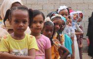 مع قرب الاضحى المبارك ..دعم ١٠٠ طفل يتيم في لحج