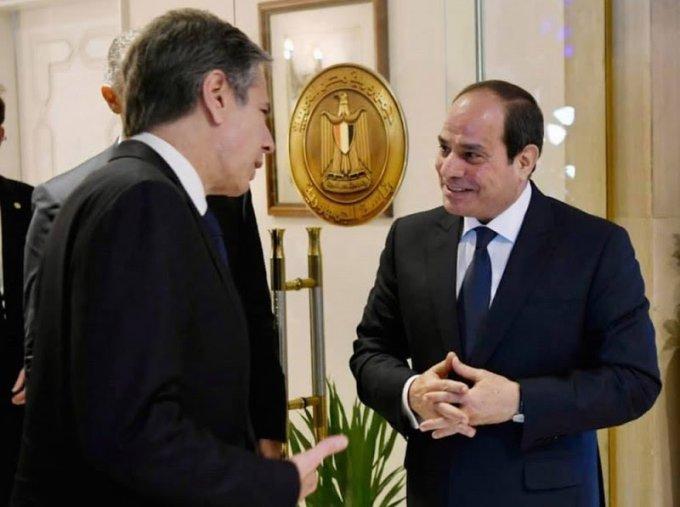 مصر بين مشروعين.. أميركي – أوروبي وروسي – صيني