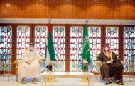 الرياض : بن سلمان يجتمع مع ولي عهد أبو ظبي