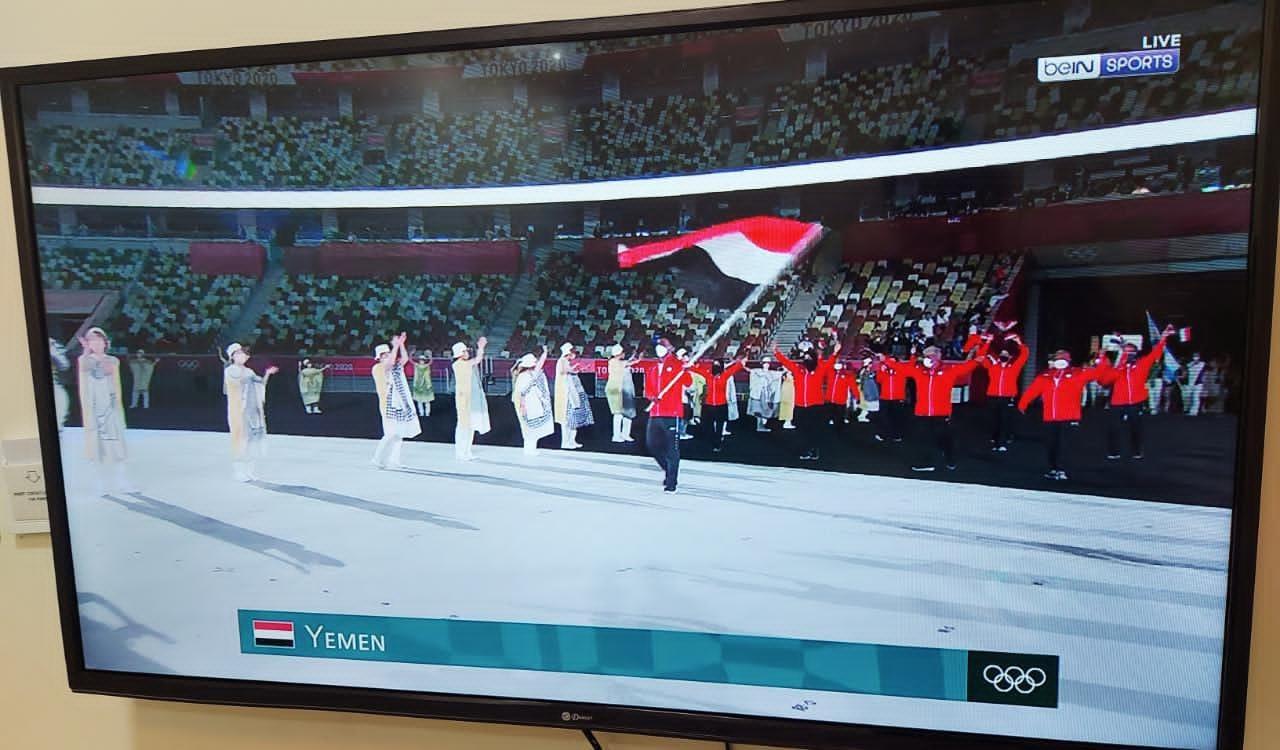 وزير الشباب والرياضة: يحيي المشاركة اليمنية في الأولمبياد العالمي