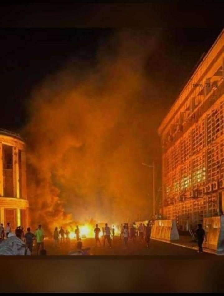 انفجار ثاني في الشيخ عثمان ..وسقوط قتيل وجرحى