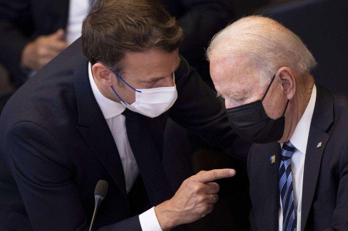 أوروبا ترفض أنانية جو بايدن السياسية